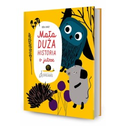 DREAMS 79715 - Literatura Dziecięca - Reka Kiraly MAŁA DUŻA HISTORIA O JUTRZE