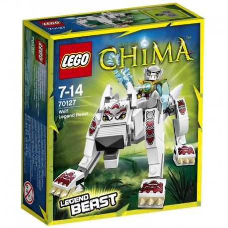 LEGO CHIMA 70127 Wilk
