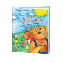 DREAMS 87741 - Literatura Dziecięca - Urszula Kozłowska WIOSNA NIEDŹWIADKA I INNYCH WIERSZY GROMADKA
