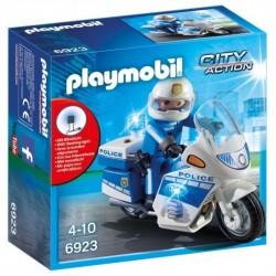 PLAYMOBIL 6923 City Action - MOTOR POLICYJNY