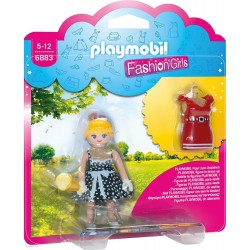PLAYMOBIL 6883 Fashion Girls - Figurka - Lata 50