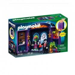 PLAYMOBIL 5638 - Play Box - ZAMEK POTWORÓW