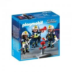 PLAYMOBIL 5366 CITY ACTION Grupa strażaków