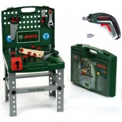 KLEIN Bosch Warsztat z narzędziami w walizce 8676