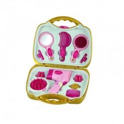 KLEIN Princess Coralie Zestaw do Stylizacji Włosów w Walizce 5293