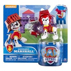 SPIN MASTER Psi Patrol Figurki Akcji Mission Quest MARSHALL 6026592 5136