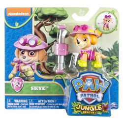 SPIN MASTER Psi Patrol Figurki Akcji Jungle Rescue SKYE 6026592