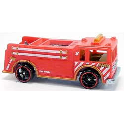 Mattel - BHR21 - HW City - Hot Wheels Colour Shifters - Fire - Eater
