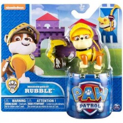 SPIN MASTER Psi Patrol Figurki Akcji Mission Quest RUBBLE 6026592 5138