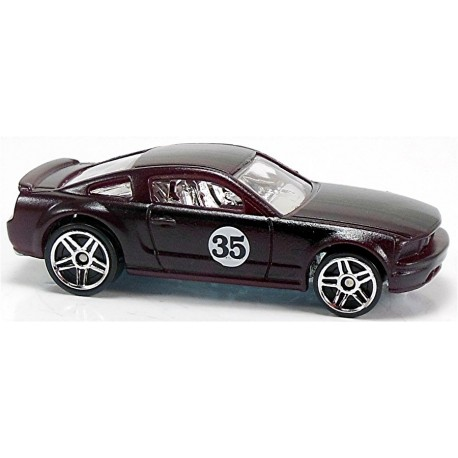Mattel - BHR22 - HW City - Hot Wheels Colour Shifters - 2005 Mustang GT