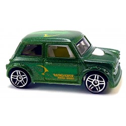 Mattel - BHR62 - HW City - Hot Wheels Colour Shifters - '61 Morris Mini