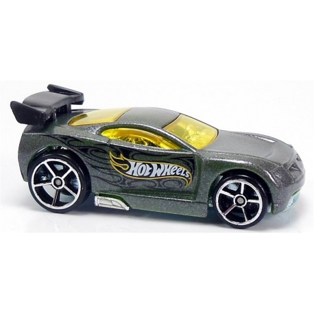 Mattel - BHR58 - HW City - Hot Wheels Colour Shifters - Power Rage
