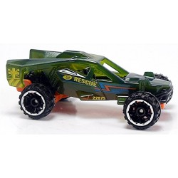 Mattel - BHR33 - HW City - Hot Wheels Colour Shifters - HWTF Buggy