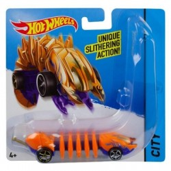 Mattel - BBY80 - HW City - Hot Wheels Mutant - Scorpedo