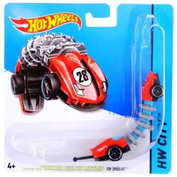 Mattel - BBY81 - HW City - Hot Wheels Mutant - Top Speed GT