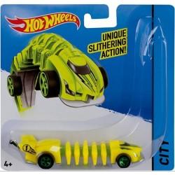 Mattel - BBY90 - HW City - Hot Wheels Mutant - Flexforce