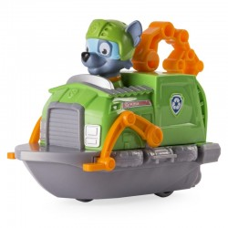 SPIN MASTER Psi Patrol Pojazd Akcji z Figurką ROCKY 6022631 8400