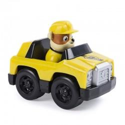 SPIN MASTER Psi Patrol Pojazd Akcji z Figurką RUBBLE 6022631 5057