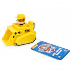 SPIN MASTER Psi Patrol Pojazd Akcji z Figurką RUBBLE 6022631 8390