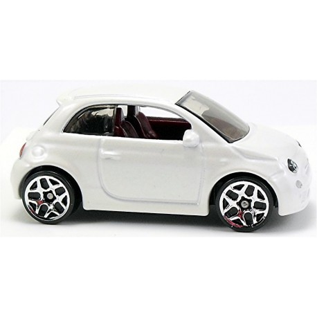 Mattel - BFF82 - Hot Wheels - HW City - Fiat 500 - H