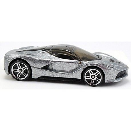 Mattel - BFF91 - Hot Wheels - HW City - Laferrari