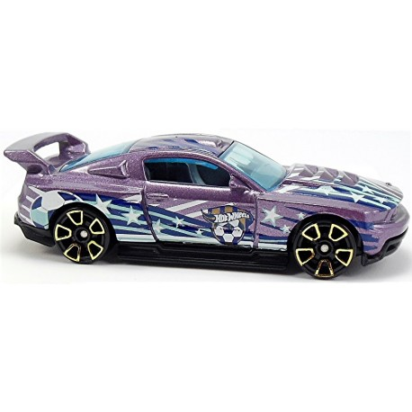Mattel - BFF66 - Hot Wheels - HW City - Custom '12 Ford Mustang