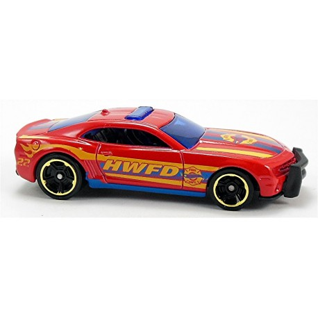 Mattel - BFF95 - Hot Wheels - HW City - '10 Camaro SS