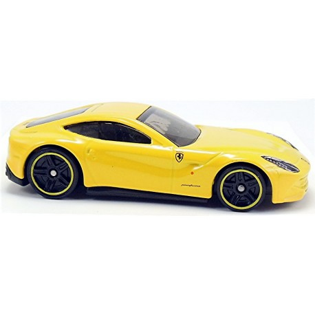 Mattel - BFF88 - Hot Wheels - HW City - Ferrari F12 Berlinetta