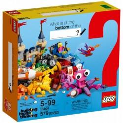 LEGO CLASSIC 10404 Bricks & More - Na Dnie Oceanu NOWOŚĆ 2018