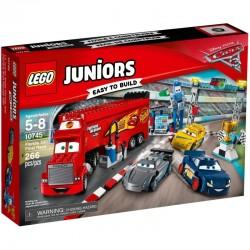LEGO Juniors 10745 Finałowy Wyścig Florida 500 NOWOŚĆ 2018