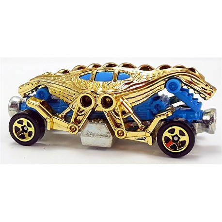 Mattel - BFC85 - Hot Wheels - HW City - Double Demon