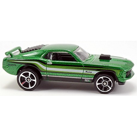 Mattel - BFD87 - Hot Wheels - HW City - '70 Ford Mustang Mach 1