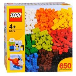 LEGO Bricks & More 6177 Podstawowe Klocki - Deluxe 650 szt.