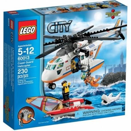 LEGO CITY 60013 Helikopter Straży Przybrzeżnej