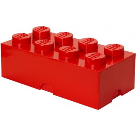 LEGO Pojemnik 8 na Zabawki Czerwony 0409