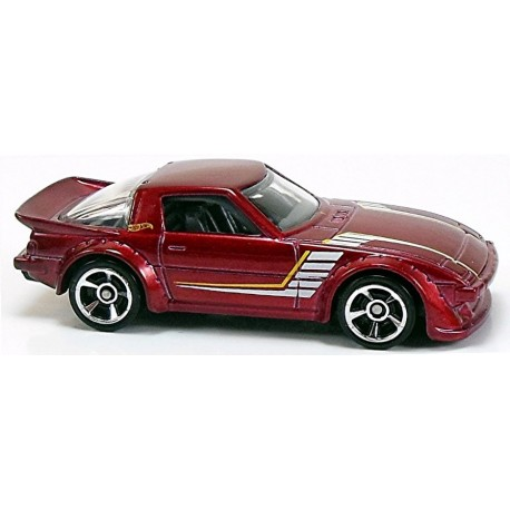 Mattel - BFC43 - Hot Wheels - HW City - Mazda RX-7