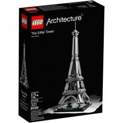 LEGO ARCHITECTURE 21019 Wieża Eiffla NOWOŚĆ 2018!