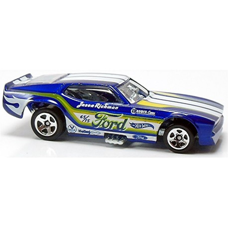 Mattel - BFD89 - Hot Wheels - HW City - '71 Mustang Funny Car