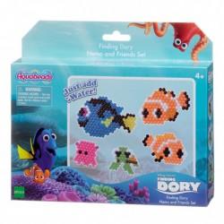 AQUABEADS Wodne Koraliki Zestaw Gdzie jest Dory Nemo i Przyjaciele EPOCH 30108