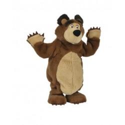 MASZA I NIEDŹWIEDŹ Maskotka Tańczący Niedźwiedź Simba 8236