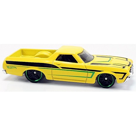 Mattel - BFF46 - Hot Wheels - HW Off - Road - '72 Ford Ranchero