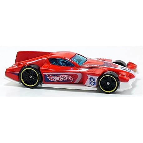Mattel - BFD27 - Hot Wheels - HW Race - Formul8r