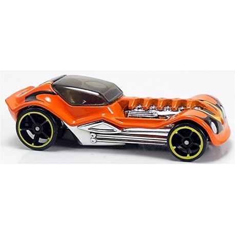 Mattel - BFD28 - Hot Wheels - HW Race - Dieselboy
