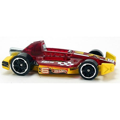 Mattel - BFG59 - Hot Wheels - HW Race - Arrow Dynamic - Czerwony
