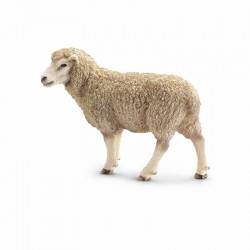 SCHLEICH 13743 - Figurki Zwierząt Wiejskich - OWCA