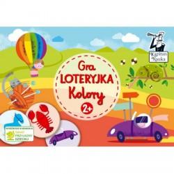 KAPITAN NAUKA Gra Loteryjka KOLORY 5992827
