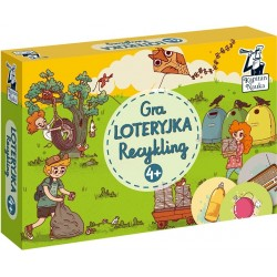 KAPITAN NAUKA Gra Loteryjka RECYKLING 6033983