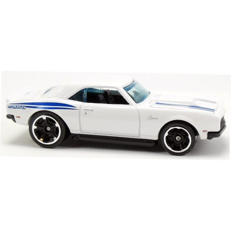 Mattel - BFF03 - Hot Wheels - HW Workshop - '68 Copo Camaro