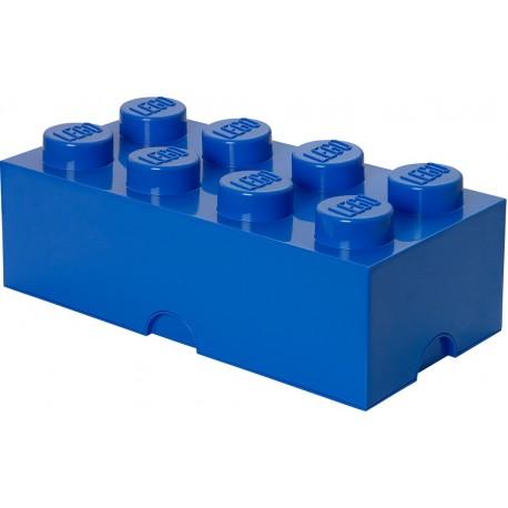 LEGO Pojemnik 8 na Zabawki Niebieski