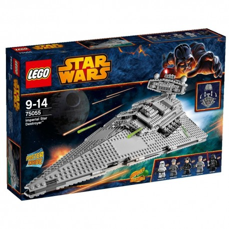 LEGO STAR WARS 75055 Imperial Star Destroyer™